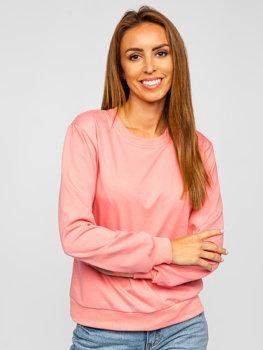 Женская темно-розовая толстовка Bolf WB11002