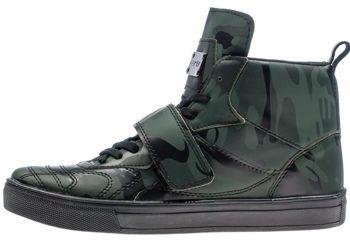 Зеленая мужская обувь Bolf 8003
