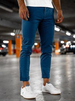 Индиго мужские брюки чиносы Bolf 1146