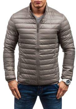 Куртка мужская Y-TWO 1202 бежевая