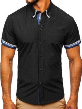 1a22d186b25 Мужские рубашки с коротким рукавом купить в Киеве — bolf.ua