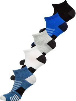 Мужские носки мультиколор Bolf X10135-5P 5 шт.