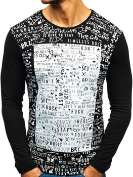 7510b728784f9 Мужские футболки с длинным рукавом в Украине — bolf.ua