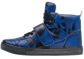Темно-синяя мужская обувь Bolf 8003