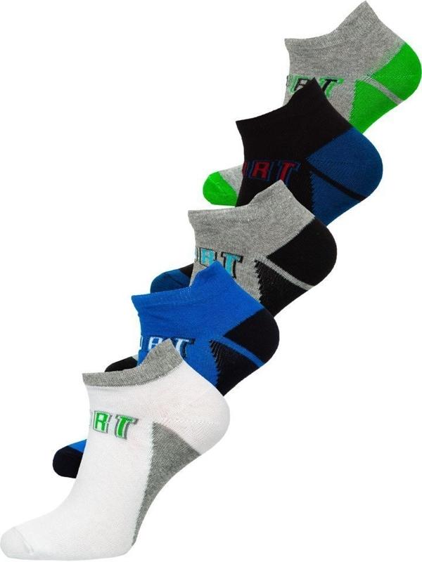 Мужские носки мультиколор Bolf X10033-5P 5 шт.