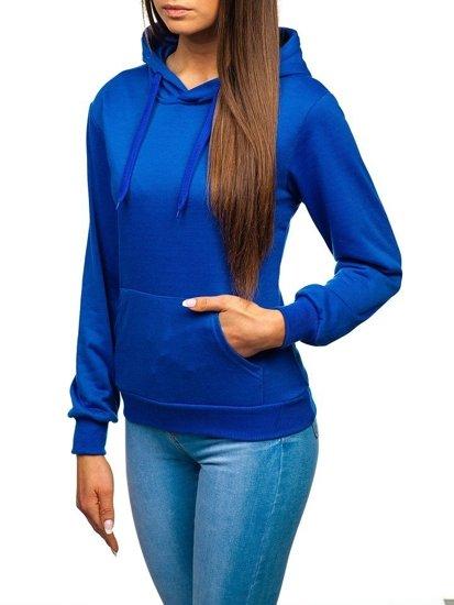 Женская толстовка синяя Bolf wb11001