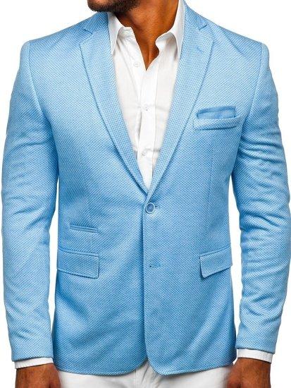 Пиджак мужской RIPRO RBR152 голубой