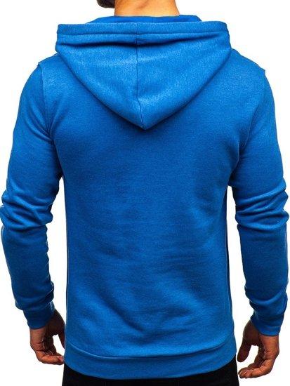 Толстовка мужская GLO-STORY 6216 синяя