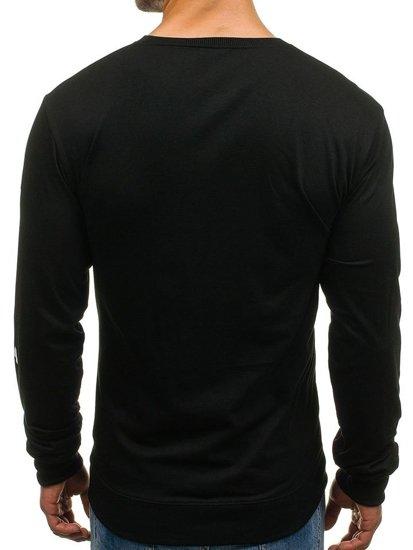 Толстовка мужская RED FIREBALL 8057 черная