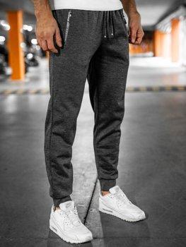 Графітові чоловічі спортивні штани Bolf JX8735