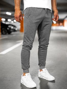 Графітові чоловічі тренувальні штани Bolf 68K10001