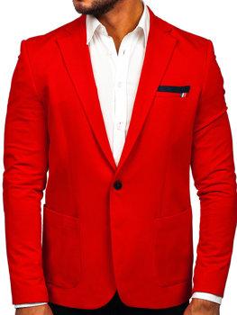 Піджак чоловічий RIPRO 1652 червоний 030abfaa9a5a5