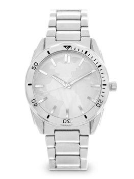Срібні чоловічі наручні годинники зі сталі Bolf 5690