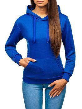 Толстовка жіноча синя Bolf wb11001