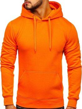 Чоловіча толстовка помаранчева Bolf 2009