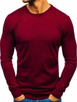 Чоловічий светр бордовий Bolf 2300