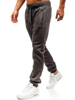 Чоловічі спортивні штани графітові Bolf AK70A 64f9bbf03ff66