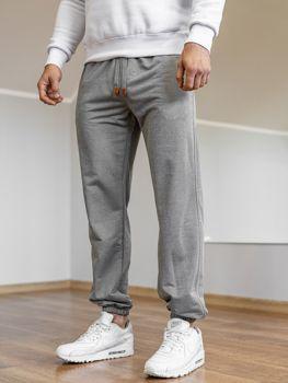 Чоловічі спортивні штани джогери сірі Bolf Q5009 7debf471bc921