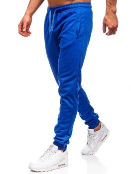 Чоловічі спортивні штани кобальтові Bolf JZ11001