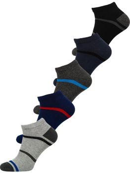 Чоловічі шкарпетки мультиколор Bolf X10082-5P 5 шт.