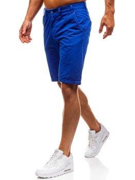 Чоловічі шорти сині Bolf 3026