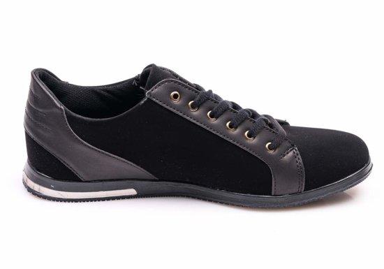 Туфлі чоловічі CONTEYNER 010-1 чорні