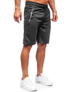 Графітові чоловічі спортивні шорти Bolf JX203